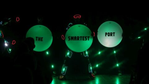The Smartest Port - Kick-Off WHD