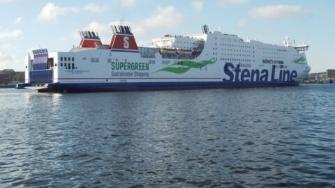 Stena Germanica by HenSti