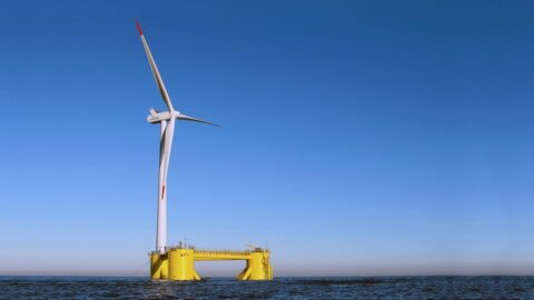 Floating Offshore Wind Aker Solutions