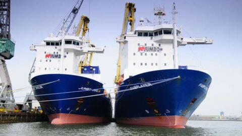 Jumbo - Offshore Brochure - Sister vessels