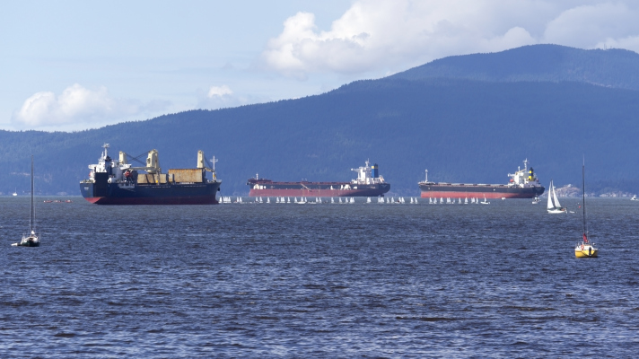 One in seven new ships to sail on alternative fuel