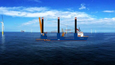 Van Oord MPI Offshore
