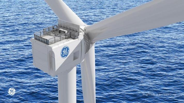 GE's 13-MW wind turbine in Rotterdam sets new record