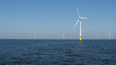 Offshore wind farm 3