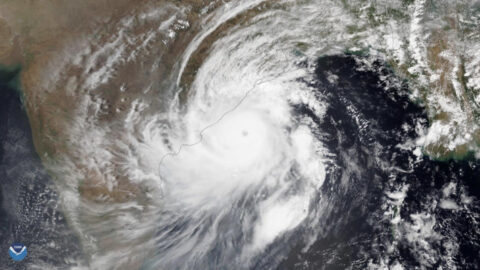 Fani NOAA