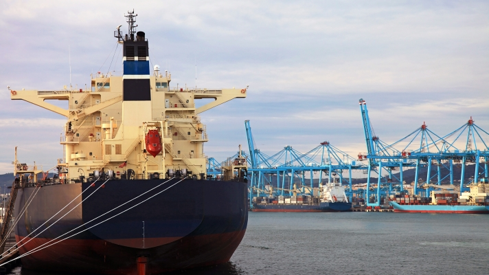 'Strong position of Dutch ports no longer self-evident'