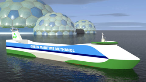 Green Maritime Methanol Project