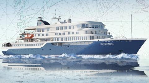 Janssonius Oceanwide Expeditions