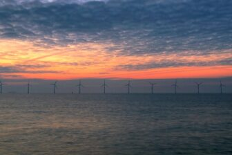 Offshore wind farm SWZ 2