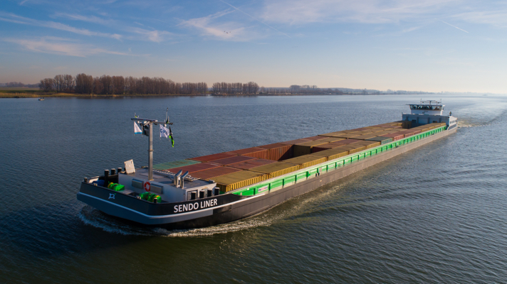 Sendo Liner SWZ Maritime April 2019