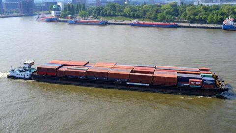 Intercity Barge
