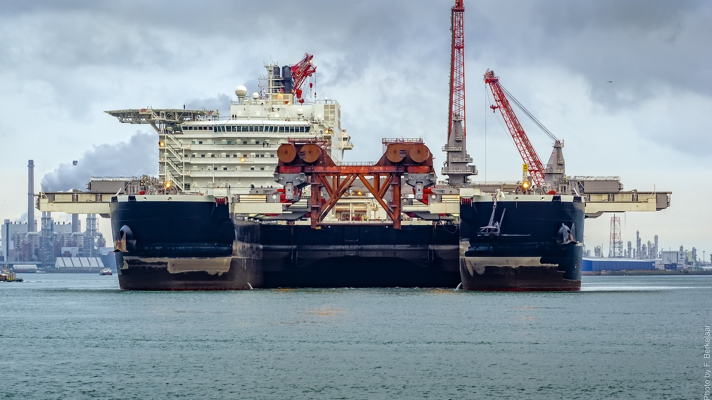 Offshore contractor Allseas to significantly cut crew headcount