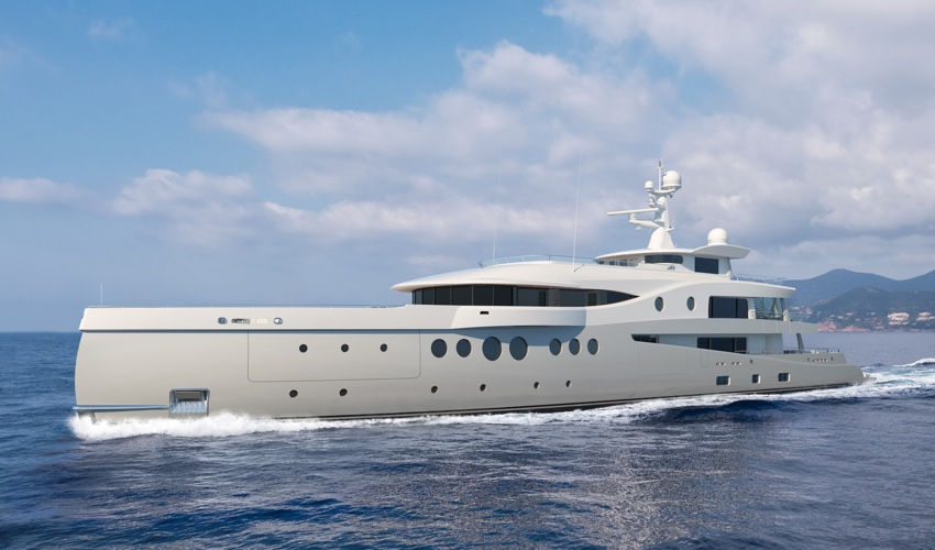 Amels Sells 62-metre Yacht with Spring 2020 Delivery