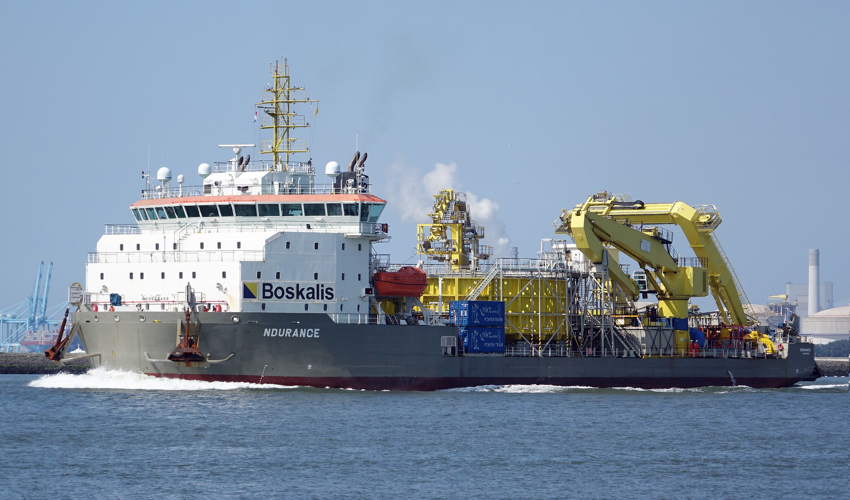 Boskalis to Build New Oil Terminal in Iraq