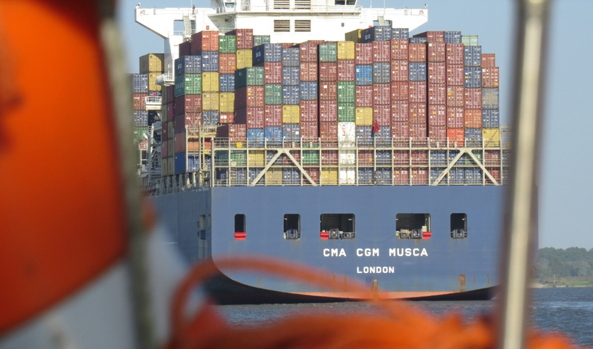 KVNR: Spread Responsibility Across Entire Shipping Chain