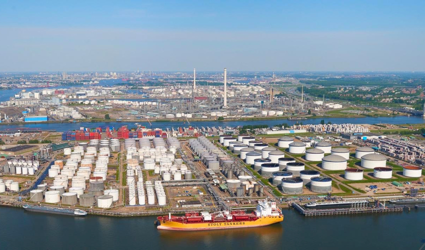 Maersk and Koole Terminals to Produce Low Sulphur Fuel in Rotterdam