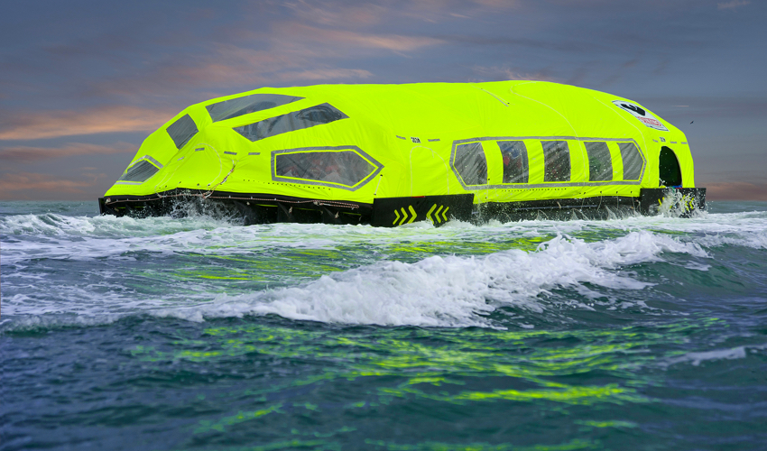 Flag State Approval for Electrically Powered Liferaft