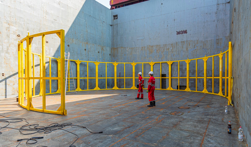 Wagenborg Equips Two Vessels with Custom Cable Tanks