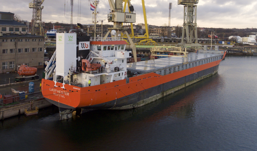 Wijnne Barends Retrofits Four More Ships with Scrubbers
