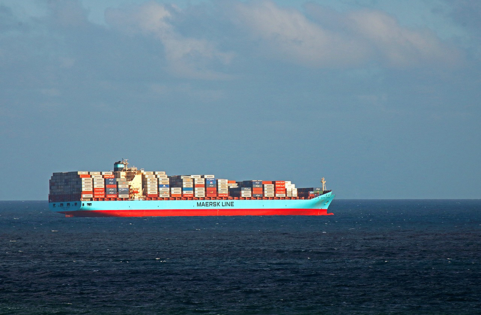 Maersk: Container freight problems to continue throughout the year