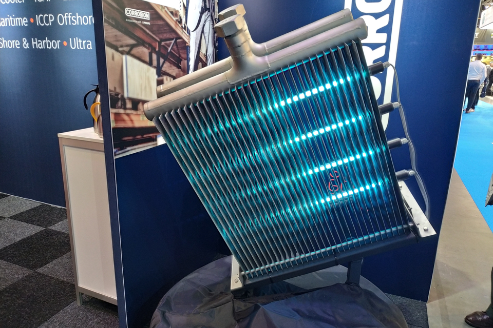 New Anti-fouling Solution Uses UV Light