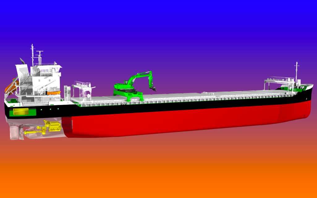 Wärtsilä to supply battery system for Bodewes designed bulk carriers