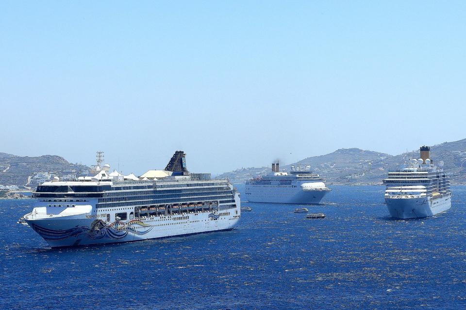 Cruises cancelled over coronavirus