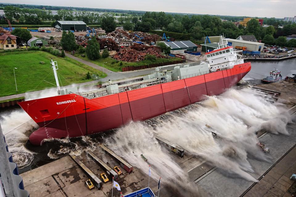 Dutch Government launches 250-million-euro SME ship fund