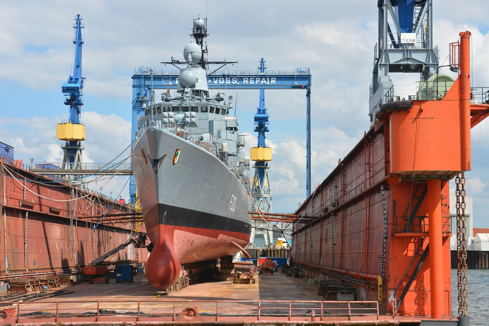 Do we need a European Trump to protect the shipbuilding industry?