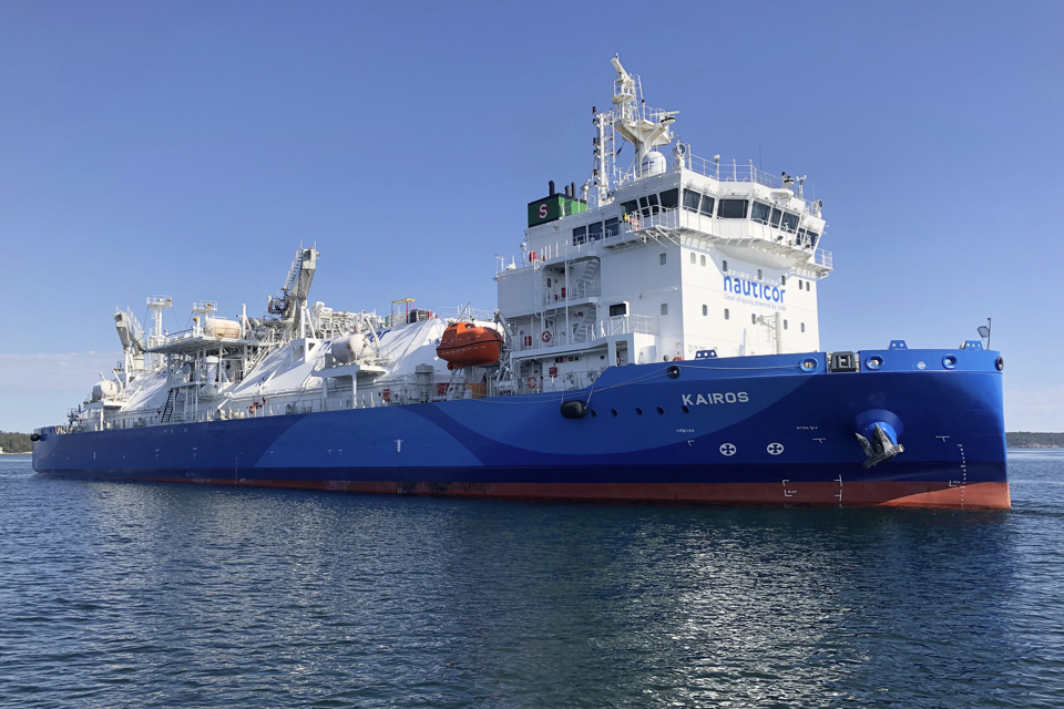 Type approval for laser-based dynamic positioning system