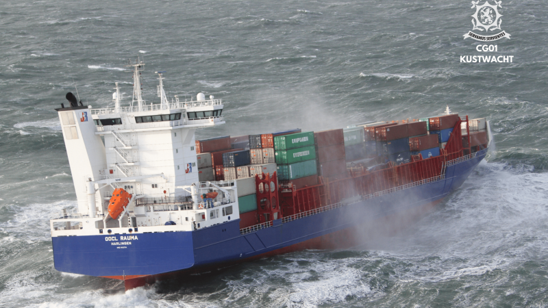 'MSC Zoe type shipping disaster could happen again tomorrow'