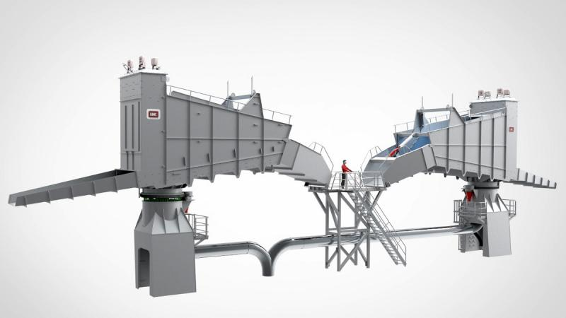 Royal IHC to supply mining screen towers for ship conversion