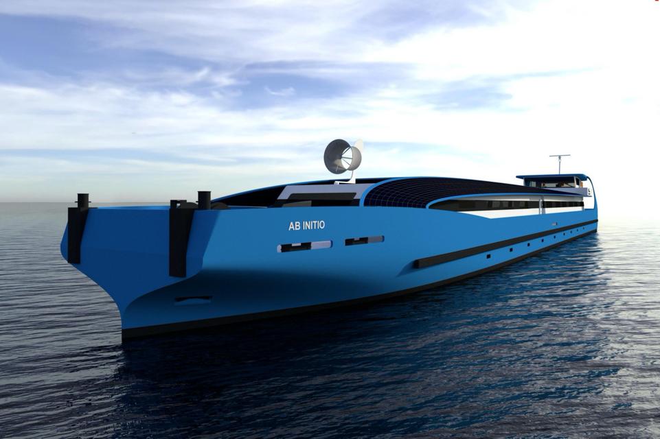 Concordia Damen to build training ship STC Group