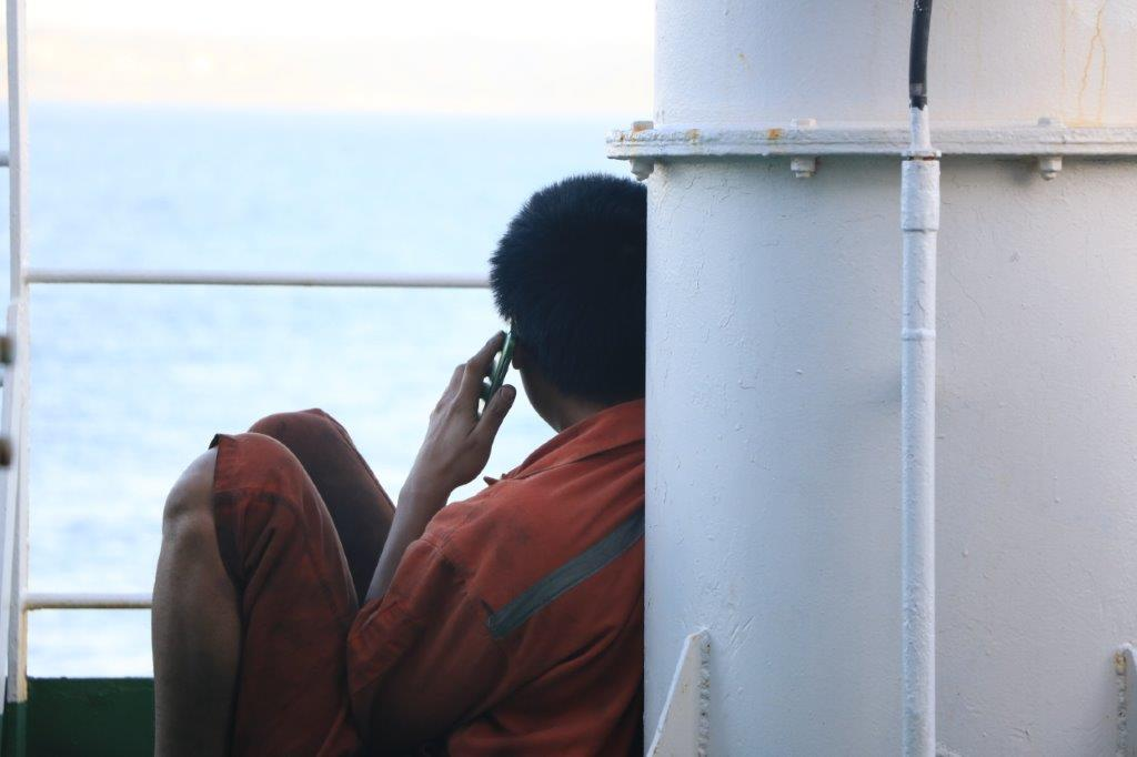 Crowdfunding campaign for developing world seafarers