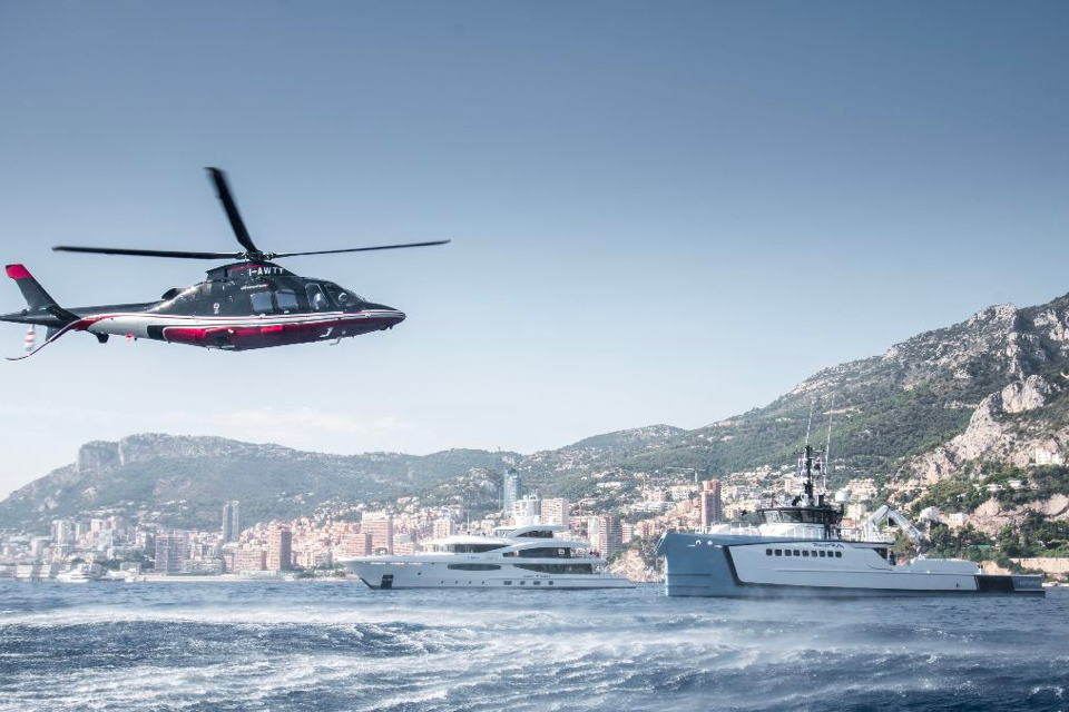 Damen combines yacht brands in new Yachting division