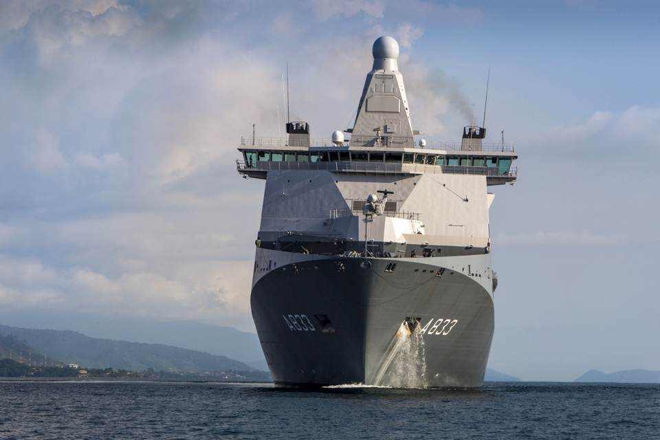 Dutch Navy to apply extra quarantine measures after new Covid outbreaks