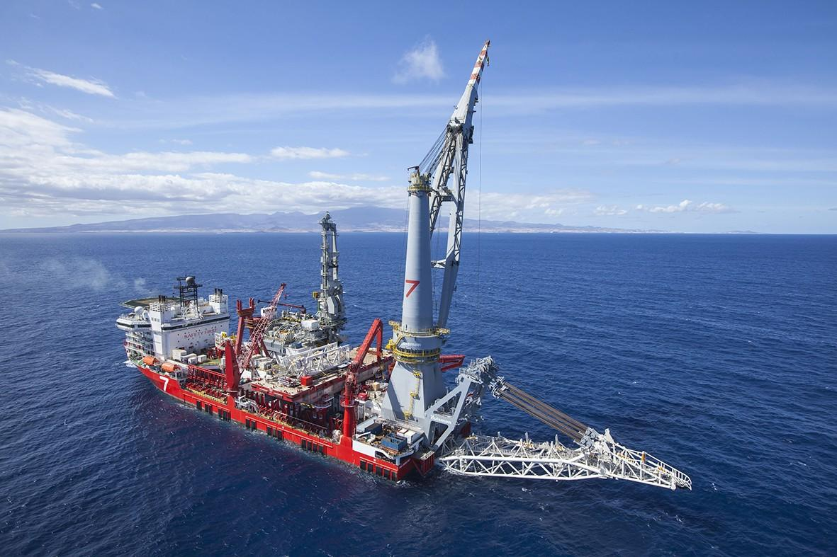 Subsea7 wins Dutch monopile installation contract