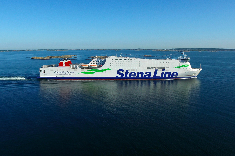 Methanol as a marine fuel on the rise as Stena Germanica hits milestone