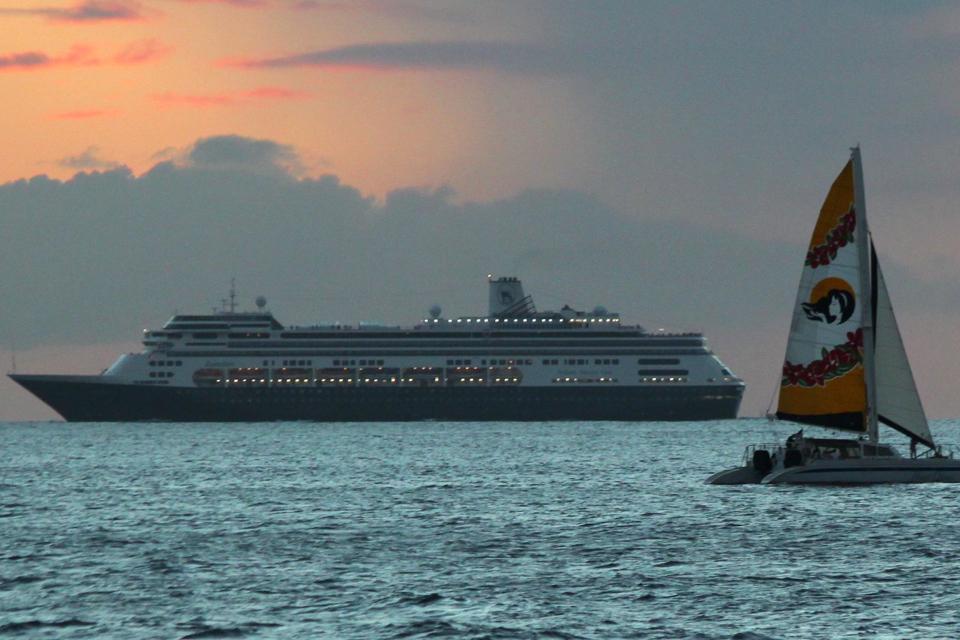 President HAL fears more deaths on board cruise ship Zaandam