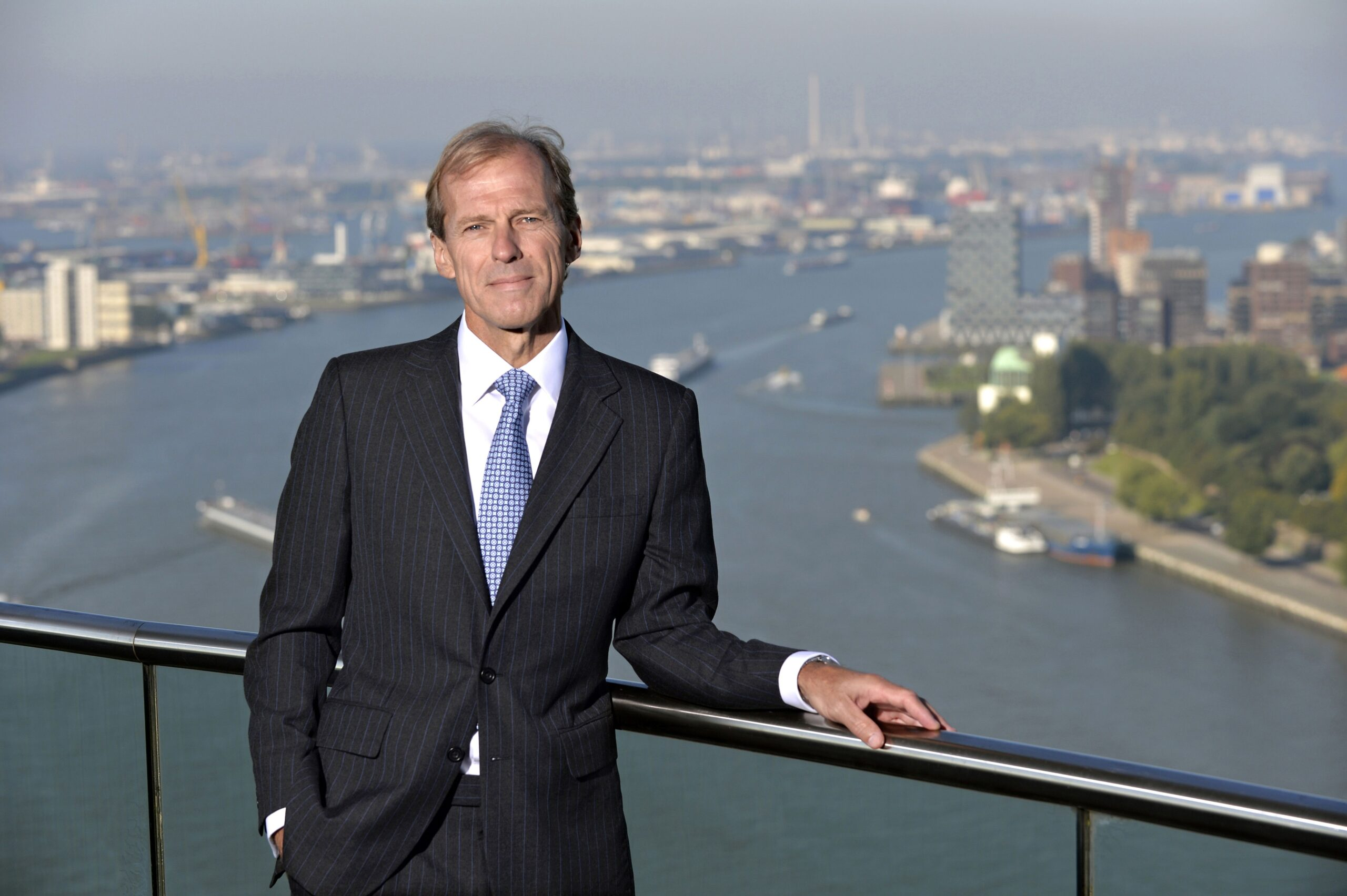 CEO Port of Rotterdam: There will be opportunities after corona