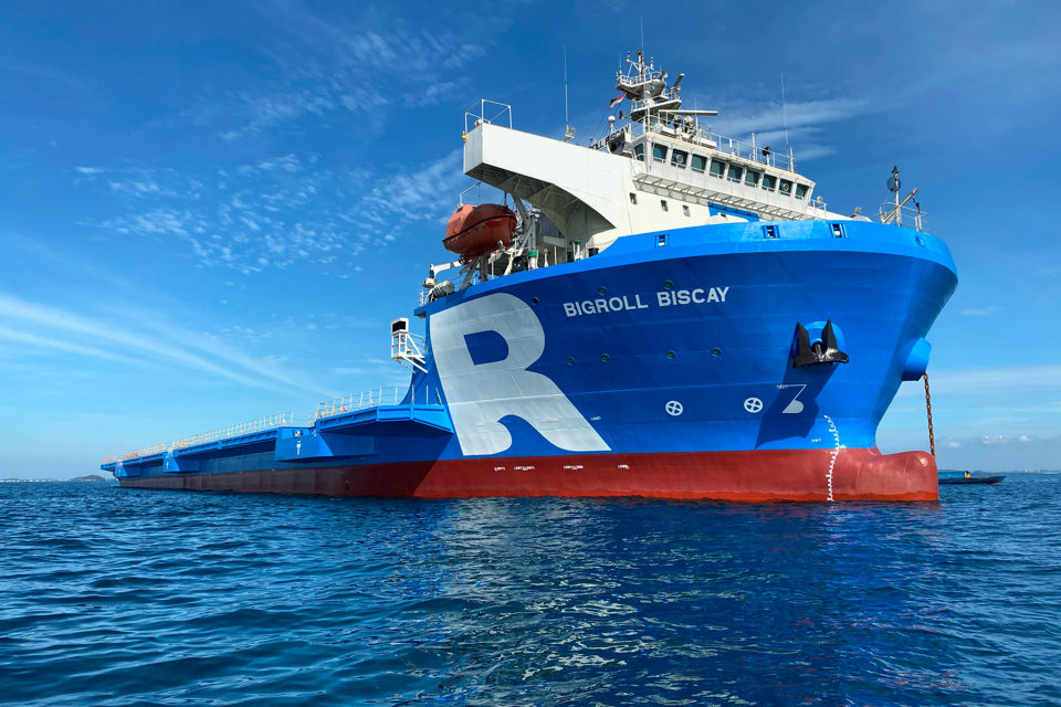 Roll Group to use smart route planning for its new module carrier