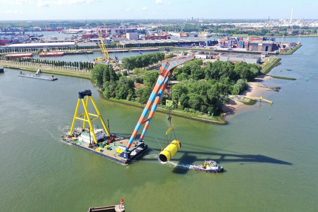 HEBO opens new office in port of Amsterdam