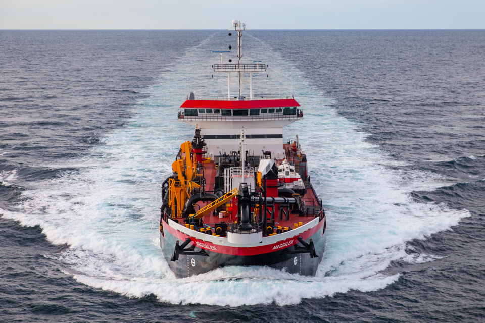 Repeat dredger order from Weeks Marine for IHC