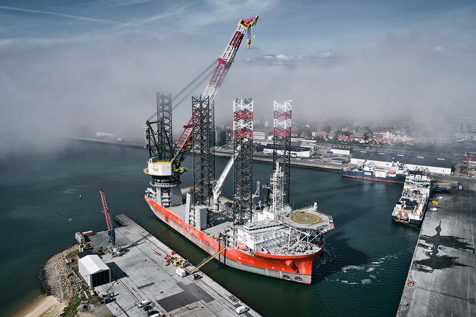Cadeler secures largest contract in history