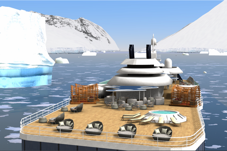Simwave to offer arctic simulations to expedition vessel officers