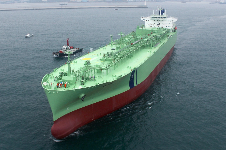 Design acceptance to convert twelve gas carriers to run on LPG