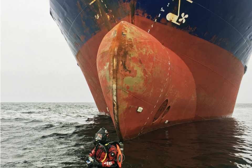 Alcohol and fatigue lead to vessel grounding