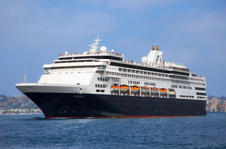Holland America Line sells four cruise ships in 2020