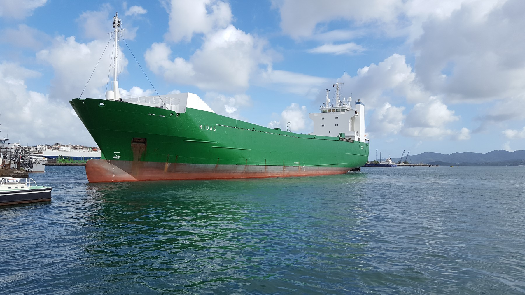 Wagenborg expands RoRo service with new Baltic line