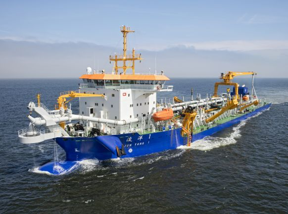 New condition monitoring system limits downtime of dredgers